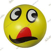 """Эмоциональные мячики - антистресс, """"хитренький"""" Смайлик (Smile)"""