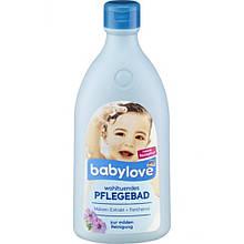 Детская пенка для купания Babylove Pflegebad, 1 l