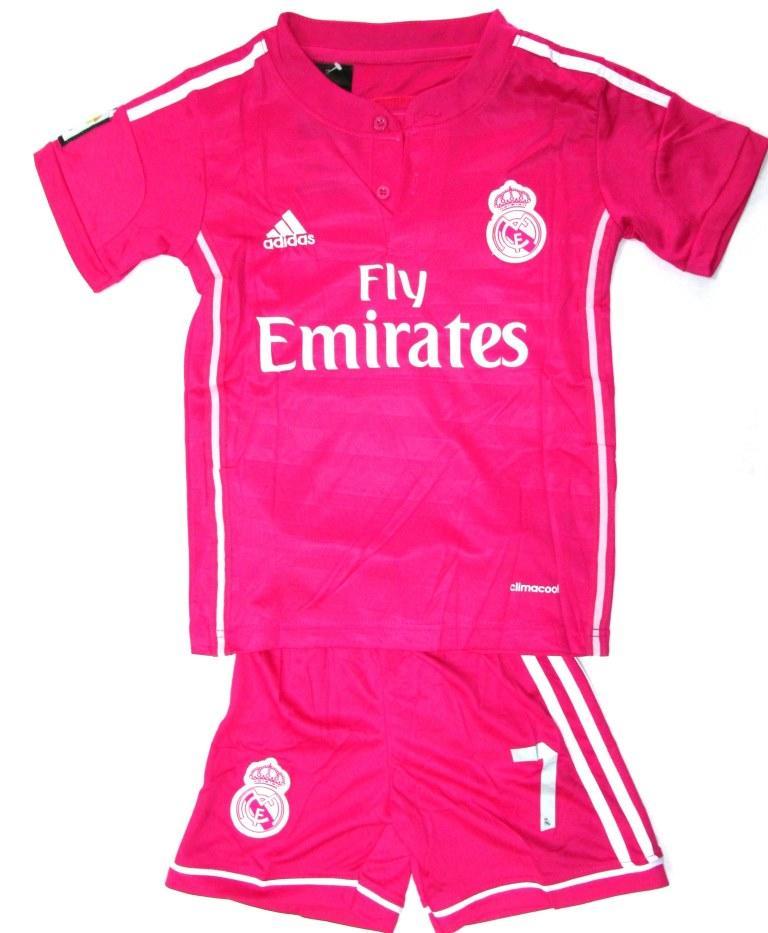 Детская форма ФК Реал