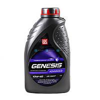 Моторное масло Лукойл Генезис Advanced 10W-40 1L