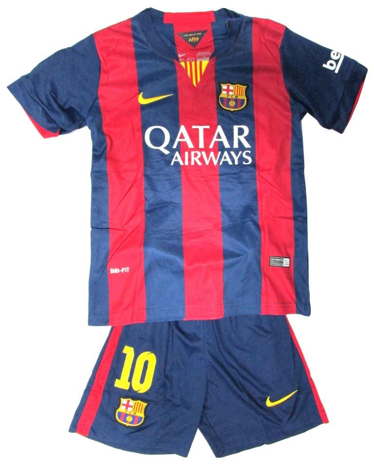 Детская форма ФК Барселона Месси  продажа, цена в Никополе ... ffb128f34bd