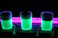 Светящийся порошок ТАТ 33 - базовый зеленый, фракция 60 микрон