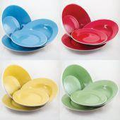 Maestro MR 20005-19S Набор столовой посуды 19 пр (керамика) Зеленый