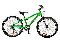 """Велосипед горный подростковый 24"""" Leon Junior Rigid 2017"""