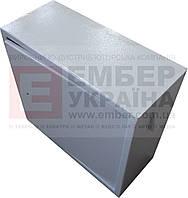 АНТИВАНДАЛЬНЫЙ БОКС БК-550-З-2 4U 1.5 ММ ПЕТЛИ, фото 1