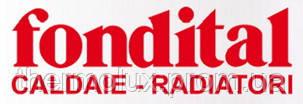 Логотип радиторов Fondital