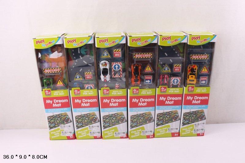 Игровой коврик, 26 видов микс, SQ80671-F