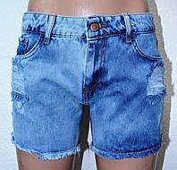 Шорты джинсовые Подросток DARK  STORE 9174