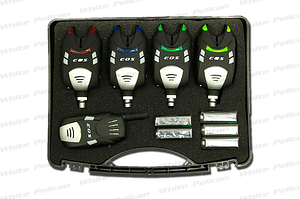 Набор сигнализаторов EOS XZTK8803-TZ 4+1 (1654)