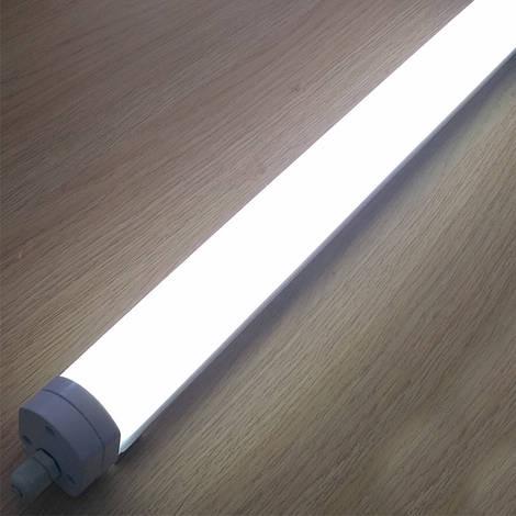 Светильник 32W 2240lm 6400К 2х1170мм IP65 пылевлагозащищенный