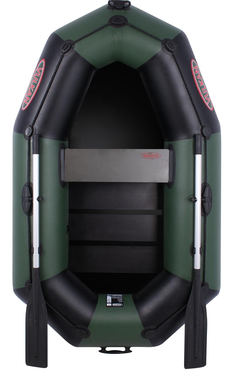 Лодки Vulkan V220 LS - стандартная комплектация