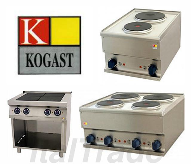 Плиты электрические Kogast (Словения)