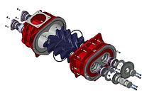 Ремонт винтового компрессора и винтового блока специалистами компании Аиргрупп