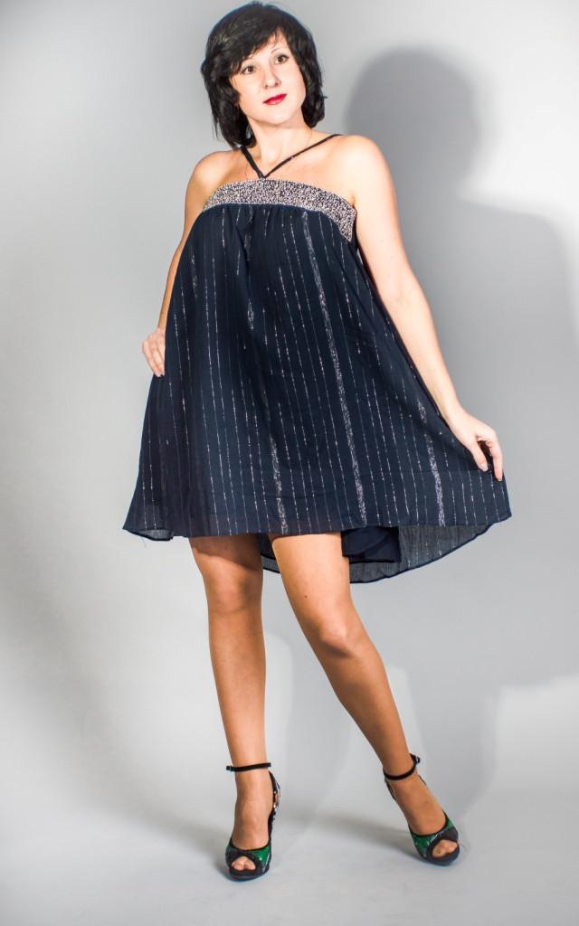 Платье женское нарядное на бретелях See U Soon