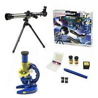 Набор телескоп + микроскоп С-2112