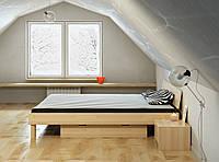 Кровать деревянная Letta Bruno 900*2000