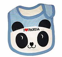 Carter´s слюнявчик I love the panda Оптом