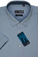 """Мужская рубашка с коротким рукавом """"Castello -Tisoni"""""""