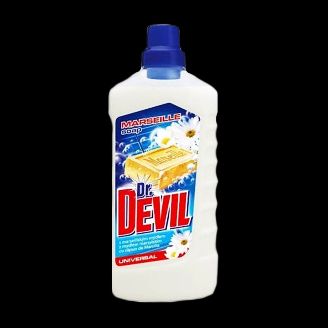 Универсальное моющее средство Dr. Devil Marseile Девил Маршелье 1 л