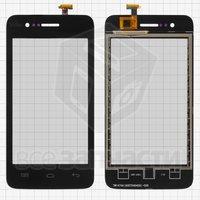 Тачскрин (сенсор) для мобильного телефона Wiko Sunset, черный