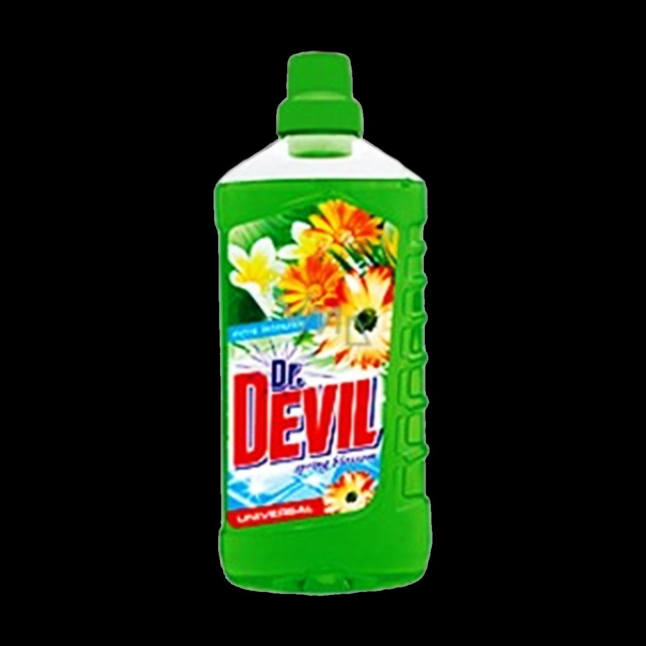 Универсальное моющее средство Dr. Devil Spring Blossom Девил Цветущая Весна 1 л