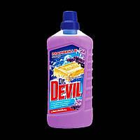 Универсальное моющее средство Dr. Devil Marseile Lavender Девил Лаванда 1 л