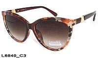 Солнцезащитные очки женские L6840 C3