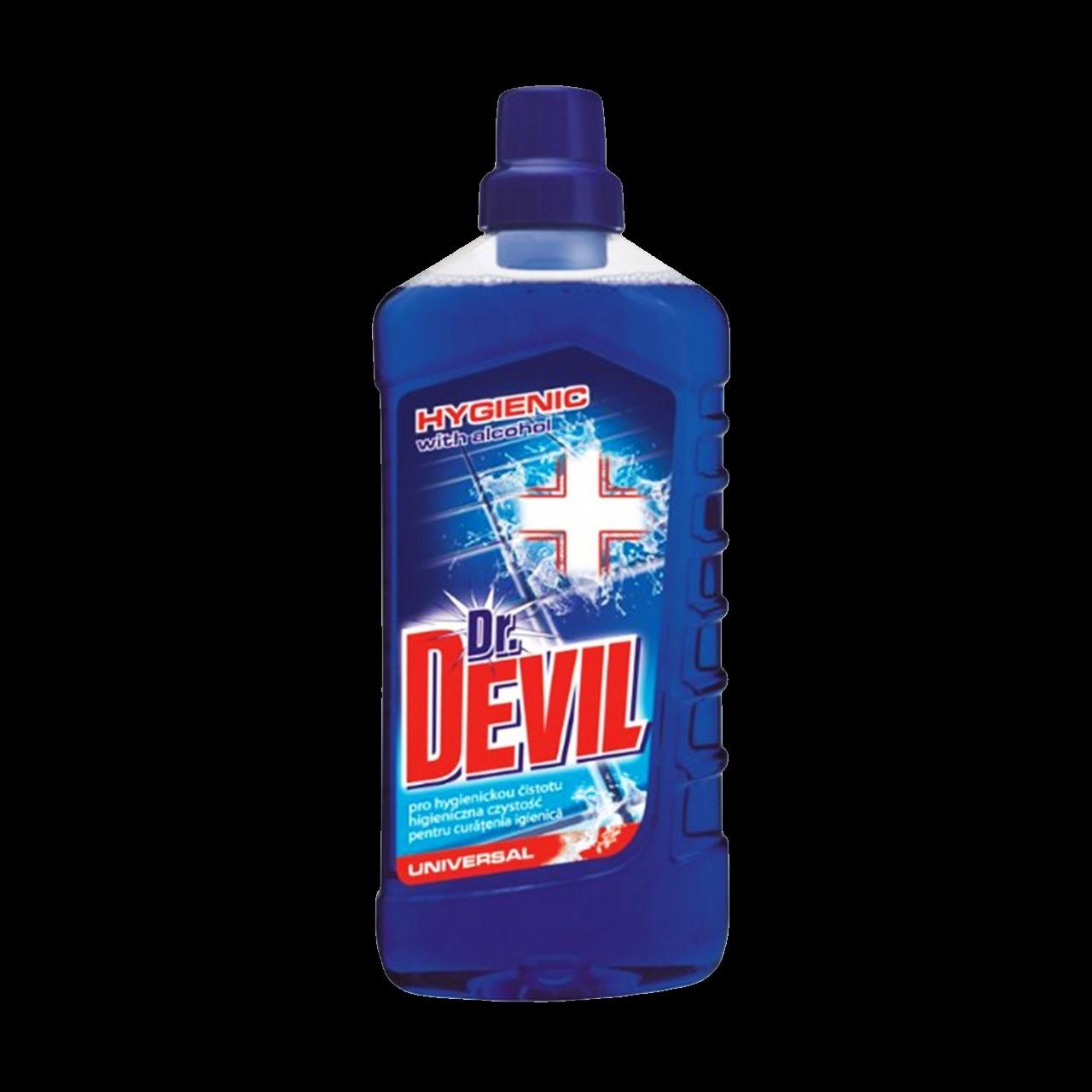 Универсальное моющее средство Dr. Devil Hygienic Девил Гигиенический 1 л