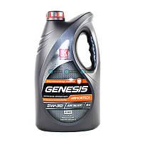 Моторное масло Лукойл Генезис Armortech 5W-30 4L