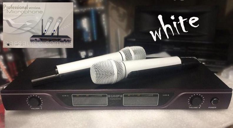 Комплект Professional Радиомикрофонов UHF с радиобазой