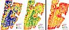Создание карт урожайности