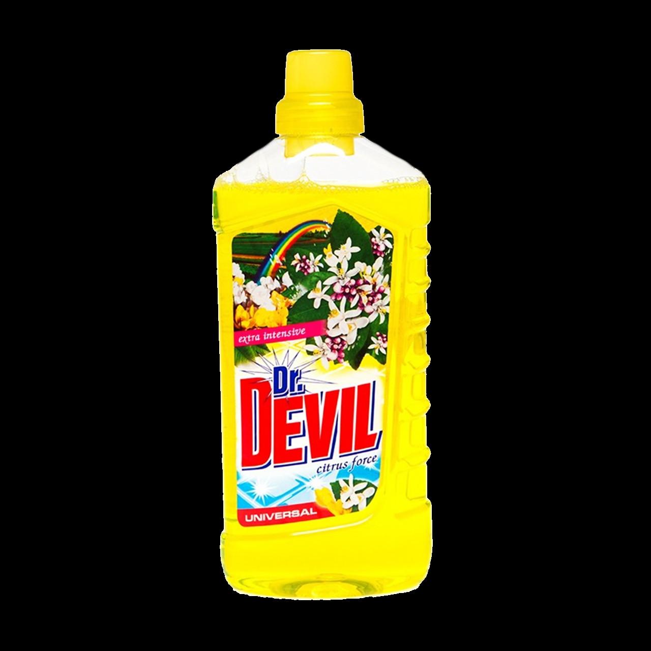 Универсальное моющее средство Dr. Devil Citrus Девил Цитрус 1 л