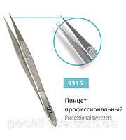 Пинцет профессиональный острый SPL 9315