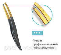 Пинцет профессиональный прямой SPL 9319