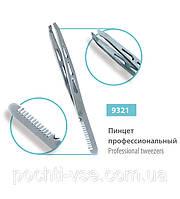 Пинцет профессиональный скошенный SPL 9321
