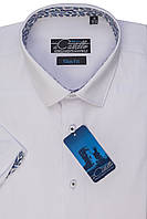 """Мужская рубашка с коротким рукавом """"Castello -2000_5"""" , фото 1"""