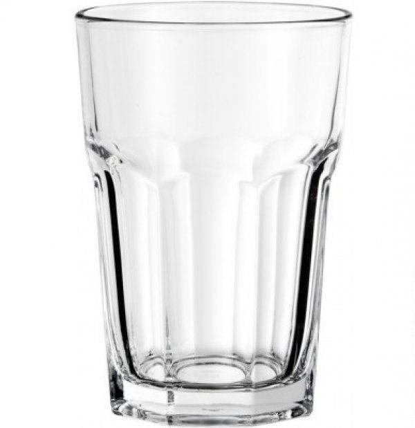 Високий склянка Pasabahce Casablanca, 355 мл (h=122мм,d=83х61мм), 6 шт. 52708