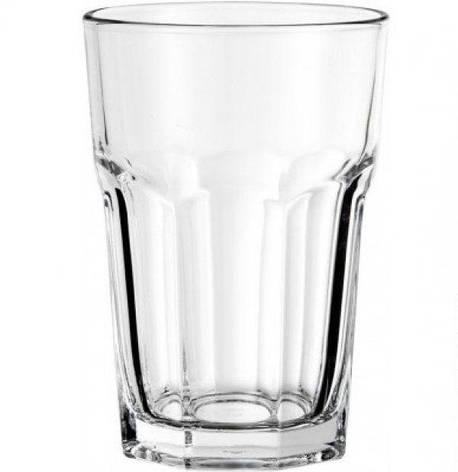 Високий склянка Pasabahce Casablanca, 355 мл (h=122мм,d=83х61мм), 6 шт. 52708, фото 2