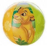 Детский надувной мяч Intex, 58052 (61 см)