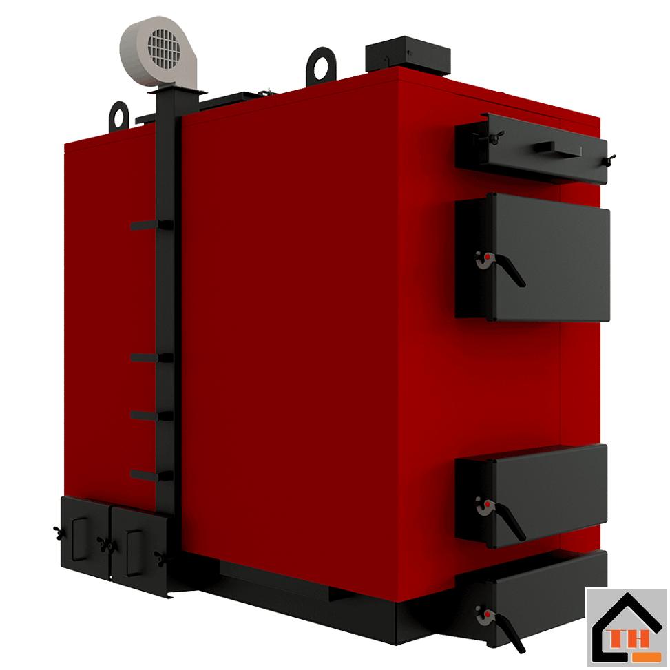 Стальной твердотопливный котел Альтеп КТ 3Е 250 кВт - TermoHouseUA магазин отопительного и климатического оборудования в Днепре