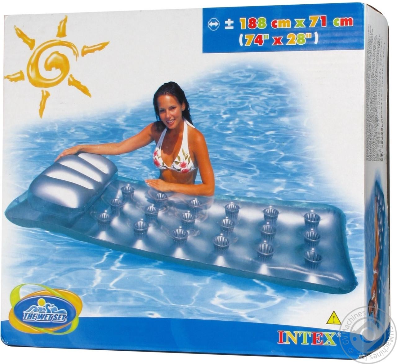 Надувной матрас intex 58894 купить ватные матрасы и одеяла иваново отзывы