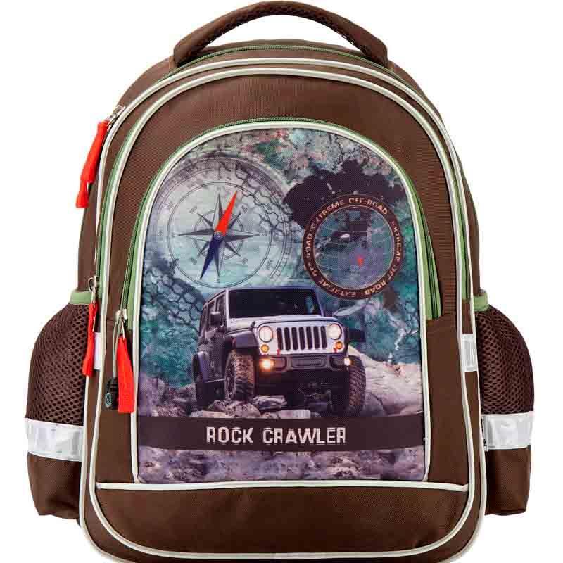 Рюкзак школьный 509 Rock crawler