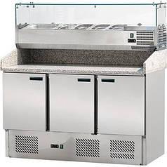 Стіл холодильний для піци  STALGAST 843032