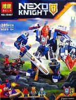 """Конструктор Nexo Knights Bela 10487 """"Робот короля"""" 387 деталей"""