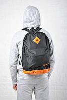 Рюкзак Nike синий оранжевое дно
