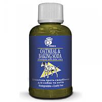 Шампунь Ring5 Oatmeal-Baking Soda для собак с чувствительной кожей, 50 мл