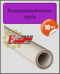 Труба Eurotherm 40х5 для опалення PPR-AL-PEX