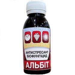 Биофунгицид Альбит 100 мл. Родонит