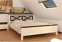 """Кровать деревянная """"Нормандия"""""""