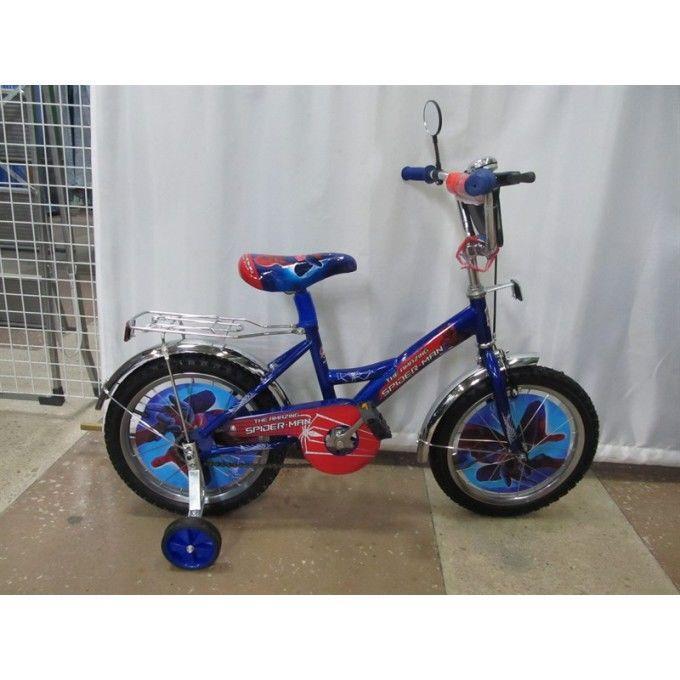 Детский 2-х колесный велосипед 16